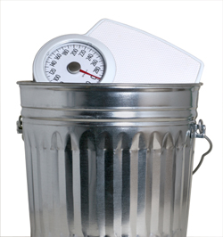 should you throw away your scale?